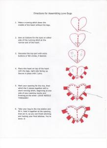 love-bug-directions